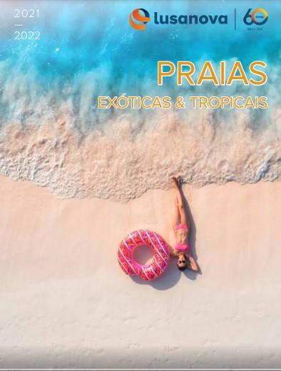 Catálogo Lusanova Praias 2021 2022