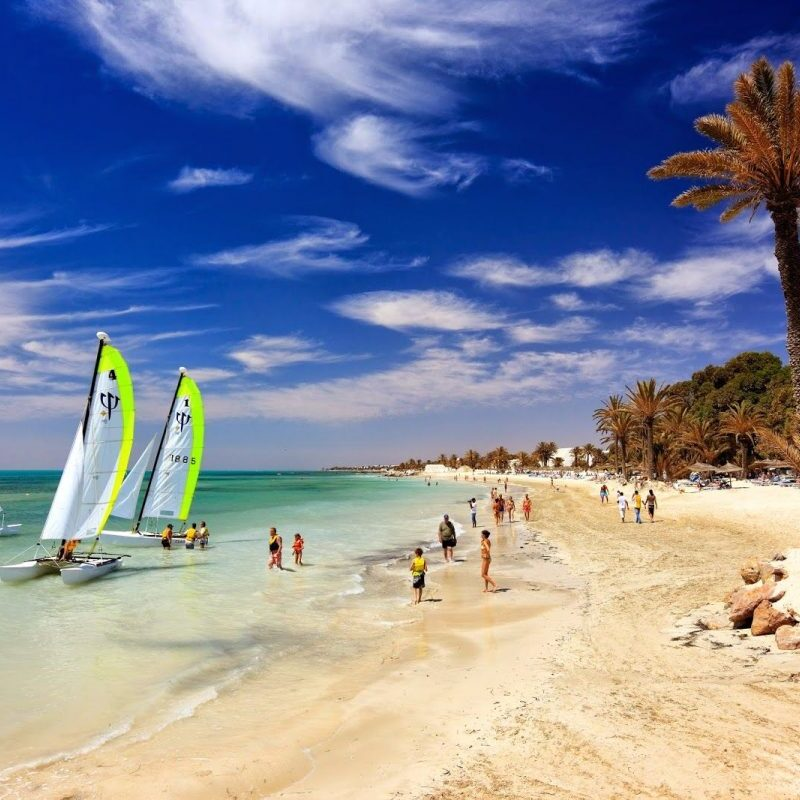 Tunisia-beach